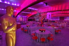 Oscar Party Report: Inside Events From 'Vanity Fair,' Elton John, the Governors Ball, 'Maxim,' 'Essence,' the Weinstein Company, and More | BizBash