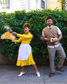 Tiana And Naveen, Prince Naveen, Princess Tiana, Duo Costumes, Couple Halloween Costumes, Costume Ideas, Frog Costume, Prince Costume, Instagram Worthy