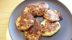 Una receta de Deliciosos Pancakes de Banana, sin harina, sólo se necesitan 3 ingredientes. Fáciles de hacer y muy ricos. Learn how to make this delicious Ban...
