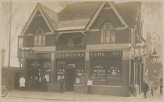 Cremorne Arms, 1 Lots Road, Chelsea, London - circa 1900s