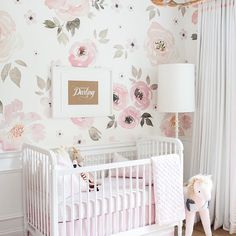 All the details on the nursery we worked on with @monikahibbs is now on our blog along with sources and an AMAZING #GIVEAWAY so…