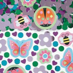 Garden Girl Confetti Mix