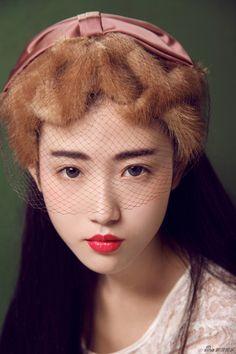 Zhang Xinyuan, une beauté à couper le souffle1