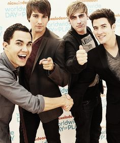 Big Time Rush Is Perfect