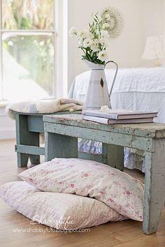 Nice #ShabbyChic Poppy Loves Pinterest: Gorgeous Shabby Chic Home Decor Ideas