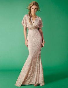 Vestidos largo para fiestas elegantes