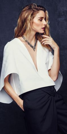 Olivia Palermo x BaubleBar is truly magical