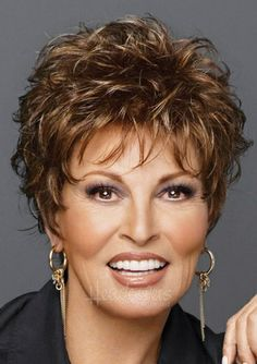 Raquel Welch - Hair Styles - Wigs