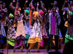 Soweto Gospel Choir - Tshepa Thapelo