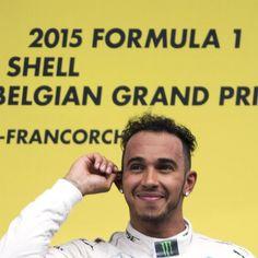 Lewis #Hamilton vince il GP del Belgio #SpaFrancorchamps