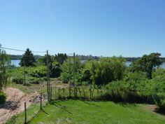 Vista al río Uruguay desde la terraza