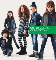 #benetton #girl #child #boy #fashion