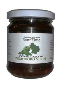 Catalogo 2015: Confettura Pomodoro Verde 230g