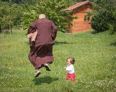 Buddhist monk Thich Nhat Hanh - and - Plum Village