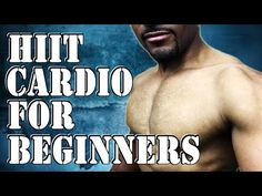 HIIT Cardio Workout for Beginners - YouTube