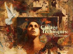 Have you seen Lisa Cyr's webinar about #collage techniques for mixed-media artists? Read more about it here.