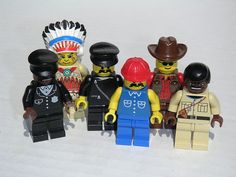 Lego - The Village People by Dunechaser, via Flickr
