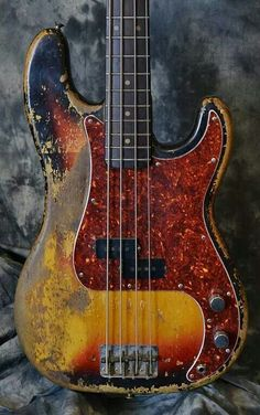 Precision bass heavy relic