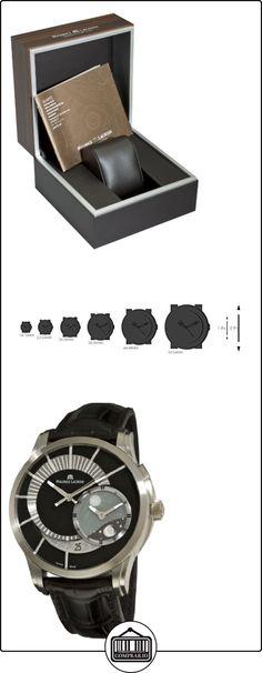 Relojes Hombre MAURICE LACROIX M. LACROIX PONTOS GMT DECETRIQUE PT6108-TT031-391  ✿ Relojes para hombre - (Lujo) ✿