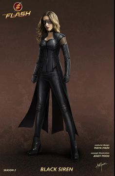 #TheFlash - Black Siren
