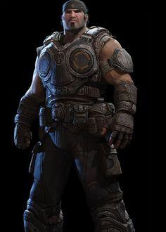 Character Spotlight: Marcus Fenix