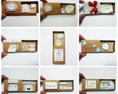 Cute Love Card/ Anniversary Card/ Tiny Love Card by shop3xu
