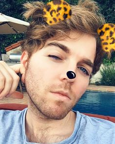 "243.5k Likes, 5,806 Comments - Shane Dawson (@shanedawson) on Instagram: ""When ur a pig in a cat costume"""