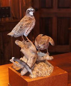 Floyd Scholz, Master Carver, Completed Carvings and Commissions