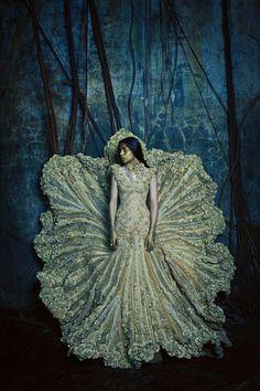 paomama:    Anabelle by Rio Prasetia  Dress by Tex Saverio