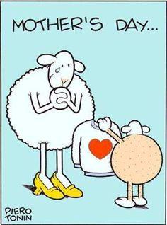 Mitricot: Feliz Dia das Mães