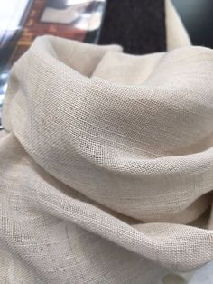 Husk is a gorgeous natural looking sheer fabric that softly filters light whilst providing an earthy natural look. WILSONS GORGEOUS LINEN LOOK SHEER FABRIC HUSK. The linen content maximizes that natural look and superb drape whilst maintaining ease of handling and easy care. | eBay!