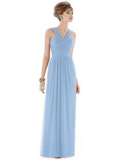 Alfred Sung Style D678 http://www.dessy.com/dresses/bridesmaid/d678/?color=newport%20blue&colorid=1322#.VhvRNqtEmiw