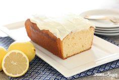 Lemon Pound Cake - A Spoonful of Sugar