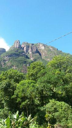 Pico marumbi-maior pico do estado - Paraná