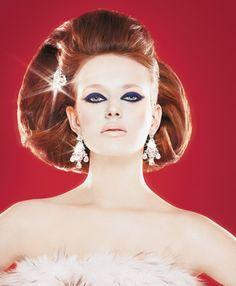 FIERCE HAIR   FIERCE FACE   FIERCE !! Makeup by Billy B.
