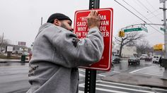 Guerrilla Street Signs Show The Intersection Of New York And Hip-Hop
