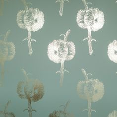 Miso in Atlantis | Abnormals Anonymous #wallpaper #floral #metallic