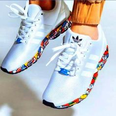 Adidas Women Shoes - - We reveal the news in sneakers for spring summer 2017 Cute Shoes, Me Too Shoes, Men's Shoes, Shoe Boots, Converse Shoes, Prom Shoes, Fall Shoes, Trendy Shoes, Winter Shoes