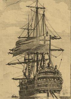 schiffe | segelschiffe | malvorlagen, ausmalbilder