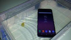 Nu m-am putut abtine si am testat rezistat la apa a lui Galaxy S8 Plus. In aceste zile am primit de la Samsung un Galaxy S8 Plus impreuna cu un [...]