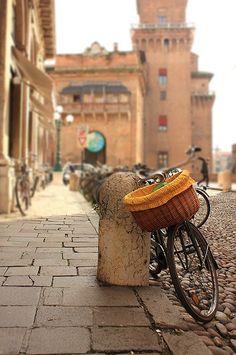 Ferrara - La Città della Bicicletta , Italy