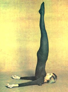 Lyn Marshall (vintage yoga) ..... #yogahistory #vintageyoga #1970s #yoga…