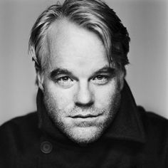 i am going to so sadly miss your exquisite talents, philip seymour hoffman. he played plutarch in THG.