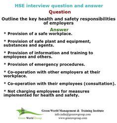 002 Example NEBOSH past paper exam question OSHA Past exam