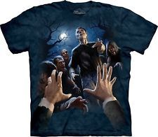 The Zombies Last Breath Authentic The Mountain Adult T-shirt