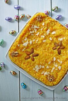 Cukry Proste: Mazurek pomarańczowy Neli Rubinstein