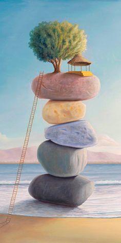 The Art Of Animation, Paul David Bond