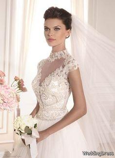 Tarik Ediz White women's Bridal Collection Part 1 » WeddingBoard