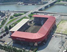 Stade Maurice Dufrasne/ Standard de Liège (Liège, Belgium)