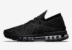 The Nike Air Max Flair Black/White (Style Code: 942236-002) will release on May 20th featuring an Uptempo inspired 'AIR' branded upper. Details here: